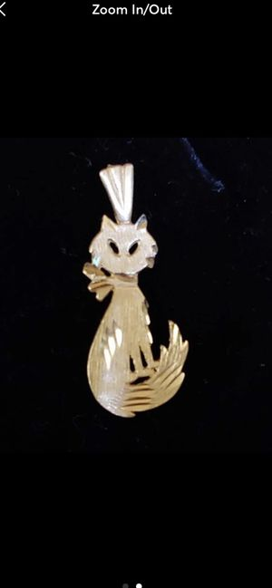 Solid 24K Charm for Sale in Falls Church, VA