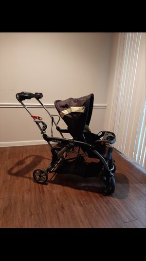 STROLLER 2 EN 1 👇👇👇 LEA PORFAVOR 👇👇👇 for Sale in Houston, TX