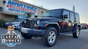 2013 Jeep Wrangler Unlimited for Sale in Livingston, CA