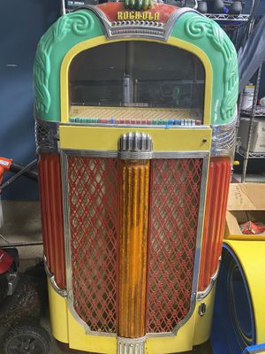 1948 Antique Rock ola jukebox for Sale in Aurora, IL