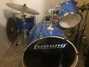 Lugwig element drum kit for Sale in Riverside, CA