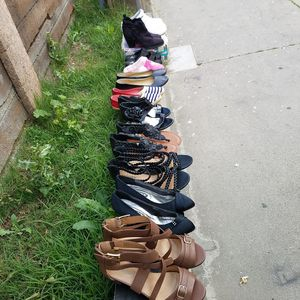 Shoes, flats, sandals, sneakers, slippers, boots for Sale in Huntington Park, CA