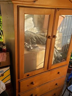 DRESSER FURNITURE NEW NEVER USED for Sale in Monrovia,  CA
