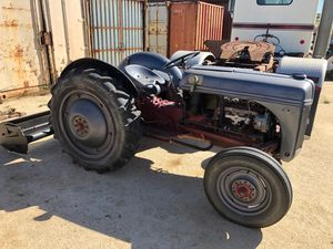 Vintage ford tractor for Sale in Lakeside, CA