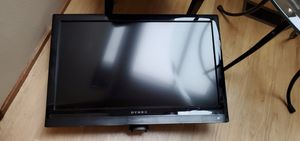 Dynex lcd 32 inch tv with full motion wall mount for Sale in Seattle, WA