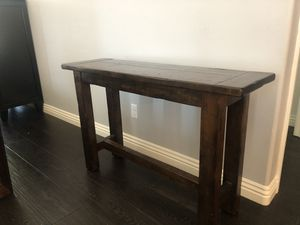 Pottery Barn Console for Sale in Los Angeles, CA