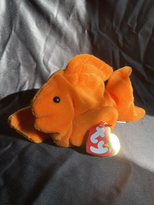 """TY Beanie Babies """" GOLDIE"""" Original Mint Condition for Sale in Lakewood, CA"""