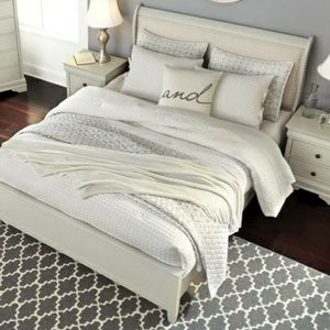 🔹Jorstad Gray Sleigh Bedroom Set | B378 for Sale in Laurel, MD