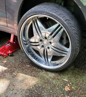"""Great Condition!! 22"""" RIMS """"22 for Sale in Euclid, OH"""