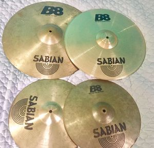 Sabian B8 Cymbal Set for Sale in Dillwyn, VA