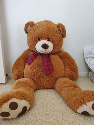 Giant Teddy Bear - 3 ft tall! for Sale in San Diego, CA