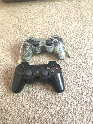 PS3 Controllers for Sale in Raleigh, NC