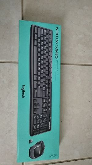 Wireless keyboard and mouse for Sale in Spring Hill, FL