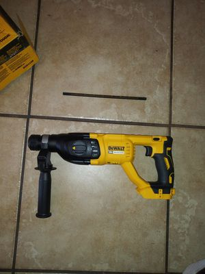 """Dewalt 20v 1"""" SDS Plus D-handle Rotary Hammer (No Battery Or charger )❌Firm on price ❌ for Sale in Phoenix, AZ"""