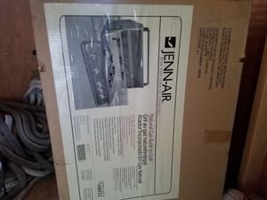 Jenn air built in Natural gas bbq island grill for Sale in Moreno Valley, CA