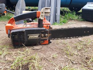 Echo chainsaw for Sale in Roy, WA