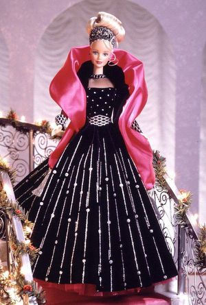Mattel 1998 Happy Holidays Special Edition BARBIE for Sale in Lake Forest, CA