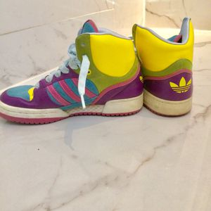 Women's Adidas colorful sneakers for Sale in Tampa, FL