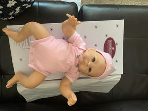 Like real baby doll $30 for Sale in Sacramento, CA