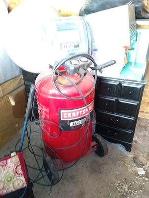 Electric air compressor for Sale in Garland, TX