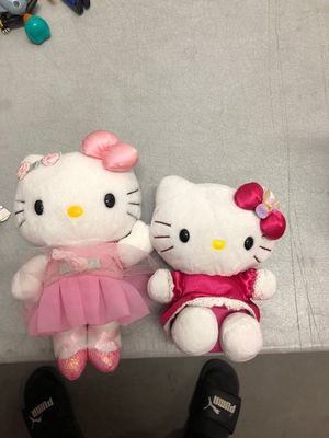 Hello kitty plushies for Sale in Downey, CA