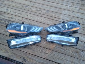 2019 mustang led headlights for Sale in Monroe, NC