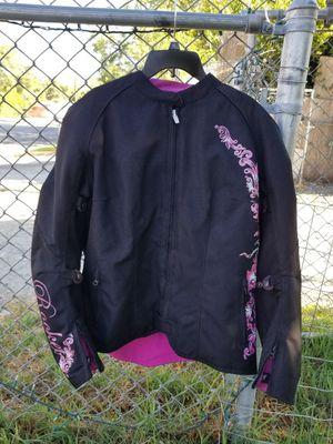 XL Girl Joe Rocket riding jacket for Sale in San Bernardino, CA