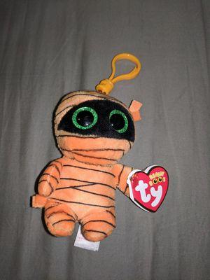 Beanie boos ty orange mummy for Sale in Marietta, GA