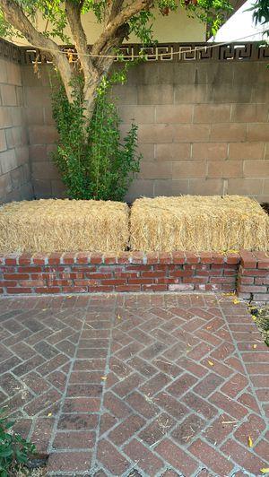 2 Hay Bails for Sale in La Habra Heights, CA
