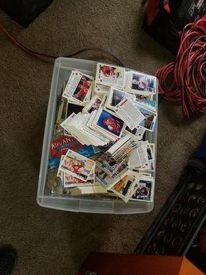 Baseball, football, basketball and hockey cards for Sale in Milton, GA