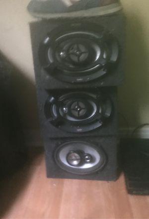 Speaker for car or truck for Sale in Houston, TX
