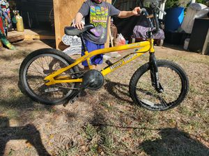 Haro Backtrail X1 Nyquist Edition BMX Bike for Sale in Weatherford, TX