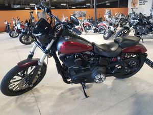 2017 Harley-Davidson Dyna Street Street Bob for Sale in Houston, TX