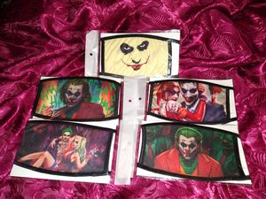 Brand New joker face masks for Sale in Albuquerque, NM