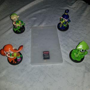 Nintendo Switch Splatoon 2 Video Game for Sale in Gaithersburg, MD