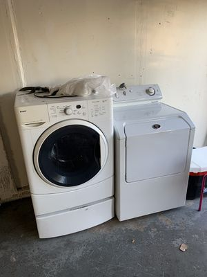 Free washer and dryer for Sale in Colorado Springs, CO