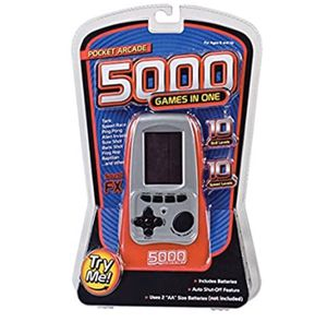 Westminster Pocket Arcade 5000 Games in One for Sale in Dallas, TX