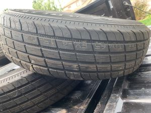 Rv ,toy hauler or utility trailer rims and tires for sale for Sale in Hemet, CA