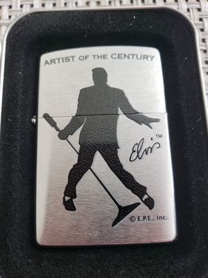 Elvis Zippo lighter never used for Sale in Rancho Cordova, CA