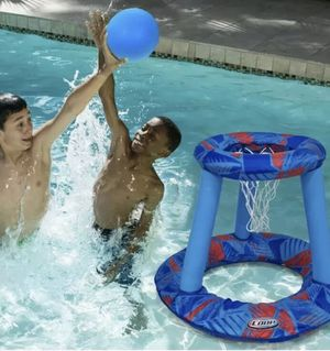 SwimWays Coop Hydro Spring Hoops Basketball for Sale in Rye Brook, NY