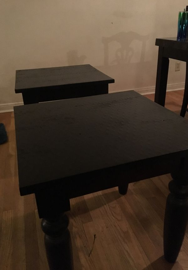 Night Stand Coffee End Tables (2)