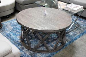 Round Coffee Table, SKU# ASHT711-8TC for Sale in Santa Fe Springs, CA