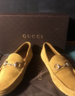 Gucci Men's Horsebit Driving Loafers Sz 8 for Sale in Portland,  OR