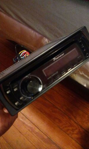Car audio pioneer for Sale in Boston, MA