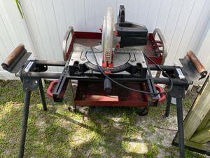 Craftsman miter saw for Sale in Melbourne, FL