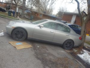 Infinity 2004 Parts only for Sale in Magna, UT