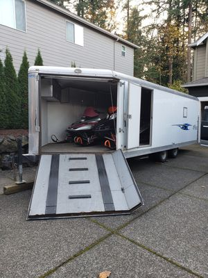 Snowmobile package for Sale in Snohomish, WA