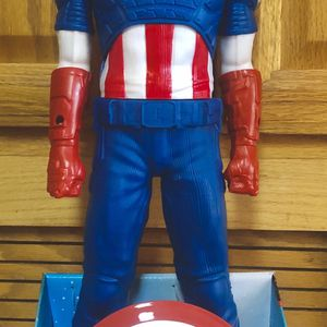 Captain America figure for Sale in Whittier, CA