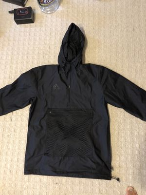Adidas rain jacket/sweater for Sale in Stone Mountain, GA