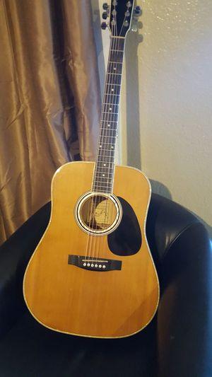 Electrica guitarra con cable for Sale in Ontario, CA